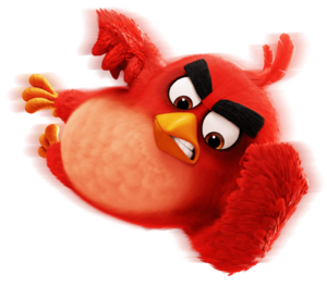 Angry Birds Movie Red 12