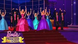 Celebrating Barbie™ Princess Charm School