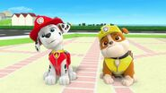 Paw Patrol Marshall and Rubble VideoCapture 20211016-105119