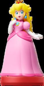 Peach Amiibo Artwork