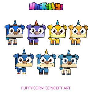 Puppycorn Concept