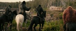 War For The Planet Of The Apes 2017 Screenshot 0864