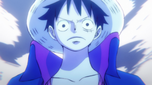 Luffy in DREAMIN' ON opening 23