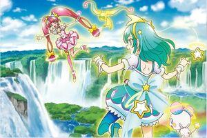Star Twinkle Precure Movie Visual 5