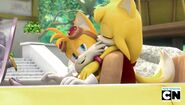 Tails and Zooey 2