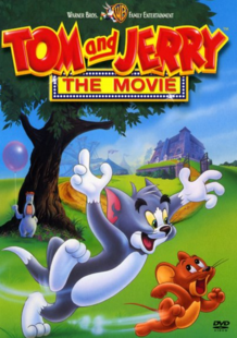 Tom and Jerry The Movie 1992 DVD Cover.PNG