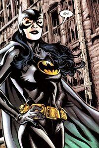 Batgirl helena