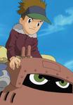 Kazu and Guardromon are coming.