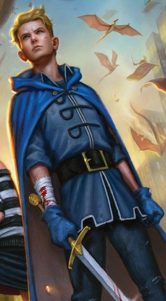 Boy Blue (Fables)