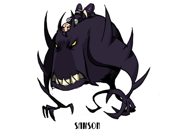Samson (Skullgirls)
