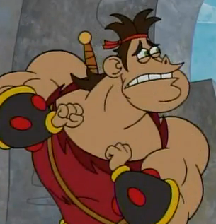 Dave (Dave the Barbarian)