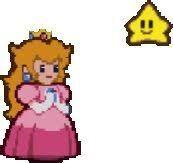 Princess Peach and Twink