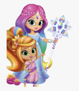77-777064 shimmer-and-shine-imma-and-leah-shimmer-and