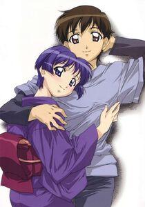 Aoi and Kaoru