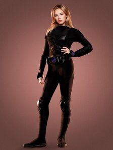 Gracie Dzienny as Amanda McKay Supah Ninjas 33