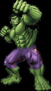 Hulk in Avengers Ultron Revlotion