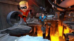Incredibles Screenshot 1
