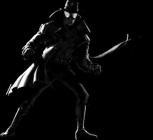 Spider-Man Noir (Spider-Man: Into the Spider-Verse)