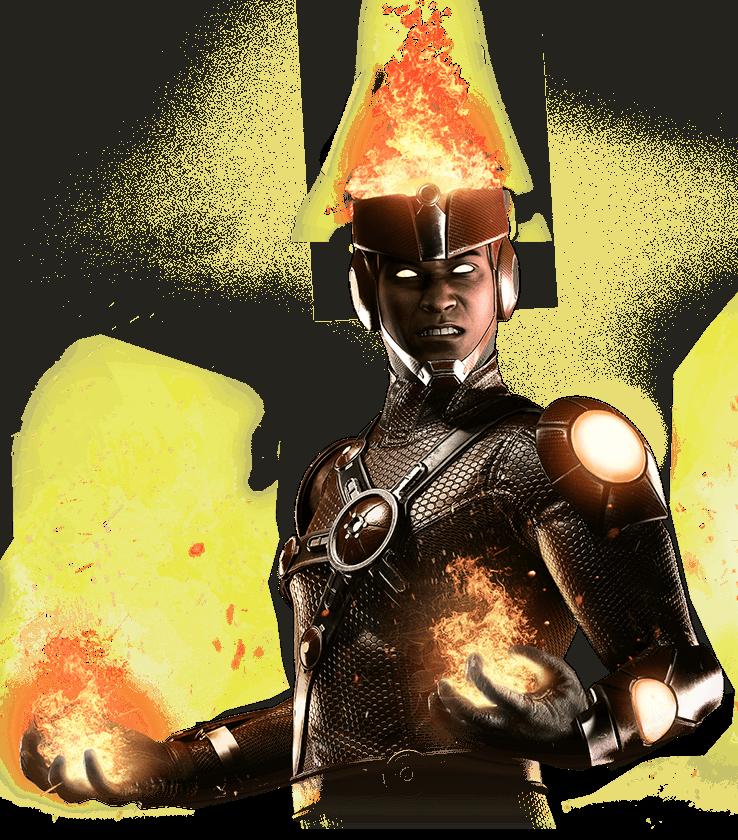 Firestorm (Injustice)