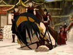 Imprisoned Toph