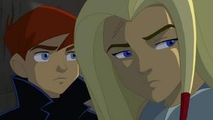James and Torunn (Gotta go now - NAHT)