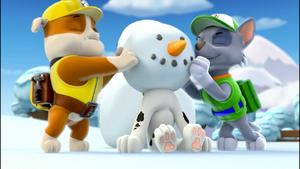 Paw Patrol (Rubble, Marshall and Rocky) Screenshot (697)