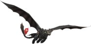 Toothless the Alpha Dragon