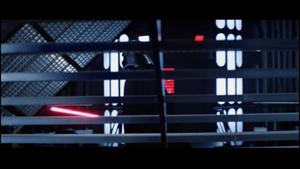 Vader after