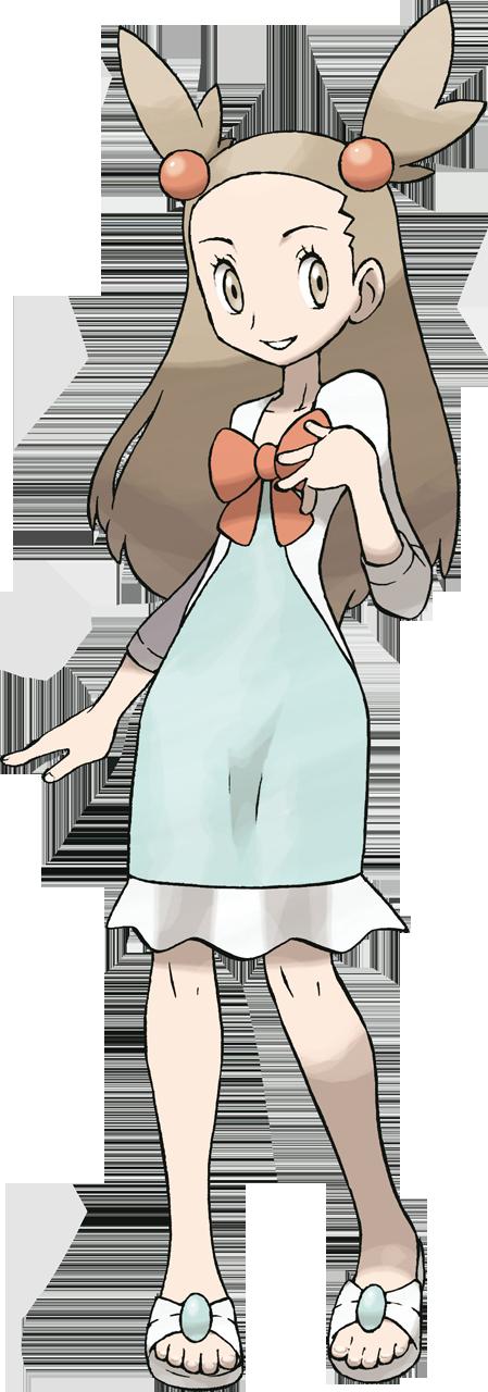 Emeraldblade95/Pure Good Proposal: Jasmine (Pokémon)