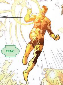 Kyle Rayner Yellow Prime