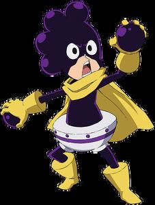Minoru Mineta Hero Costume Anime Action