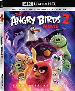 The Angry Birds Movie 2 4K UltraHD