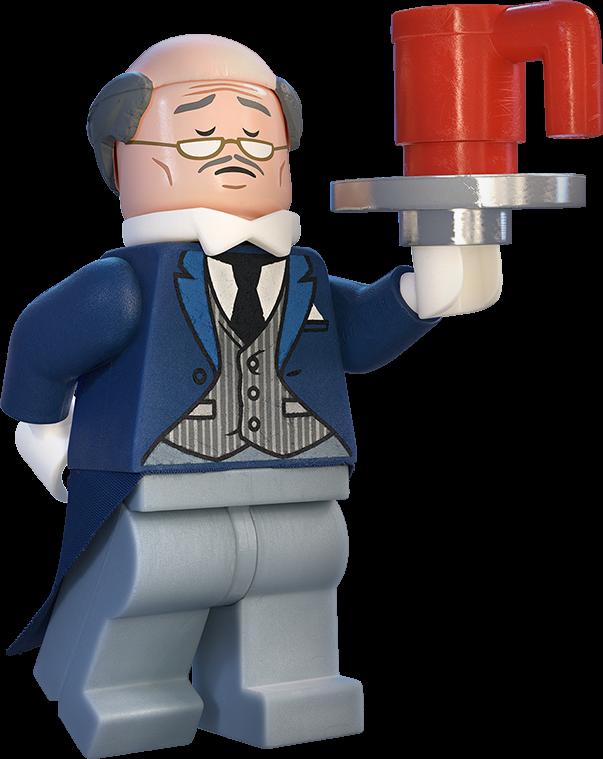 Alfred Pennyworth (The Lego Batman Movie)
