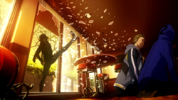 Ayato makes his appearance