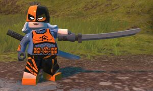 Ravager Lego Batman