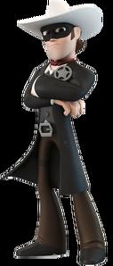 The Lone Ranger in Disney Infinity