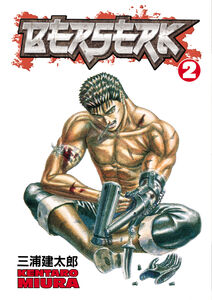Berserk v02 Cover