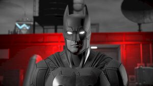 Bruce Wayne-The Batman (Shadows Edition)