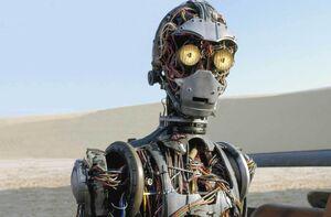 C-3PO exposed