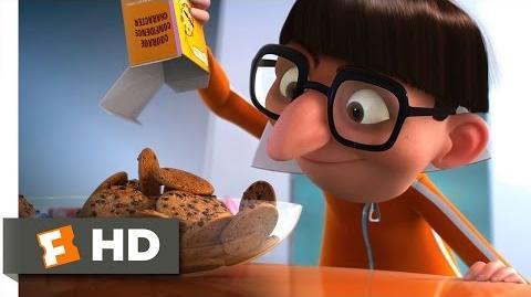 Despicable Me (6 11) Movie CLIP - CookieBots (2010) HD