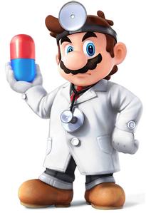 Dr. Mario!ss4