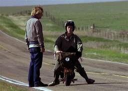 Lloyd's scooter