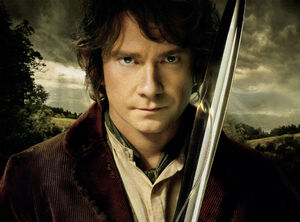 Bilbo Baggins in The Hobbit