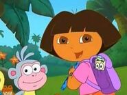 Dora and boots 32423324423