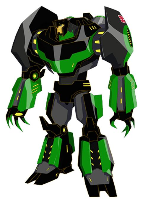Grimlock (Transformers: Robots in Disguise 2015)