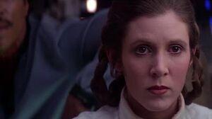 Leia Rescues Luke 1080p