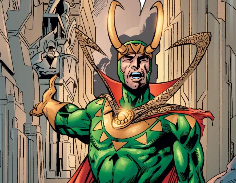Loki Laufeyson (Marvel Comics)
