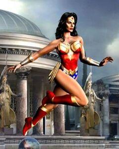 Mortal Kombat vs. DC Universe Wonder Woman