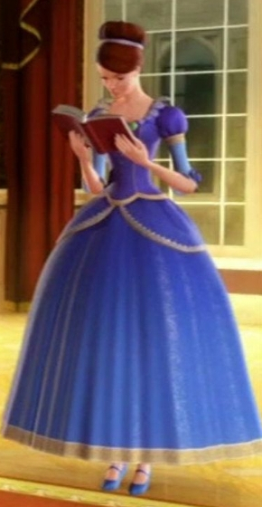 Princess Courtney (Barbie in the 12 Dancing Princesses)