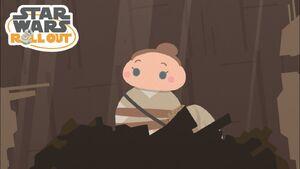 Rey and the Secret Treasure 3